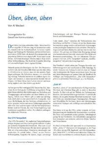 Trainingsbuch GFK Gewaltfreie Kommunikation Al Weckert